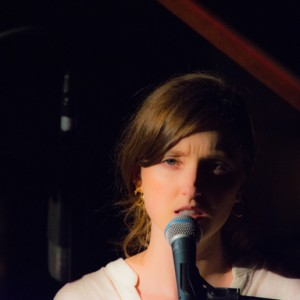 Lizzie Weber performs at Kennelly Keys. PHOTO BY JOEL ASKEY