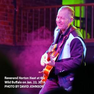 reverend horton heat web david johnson