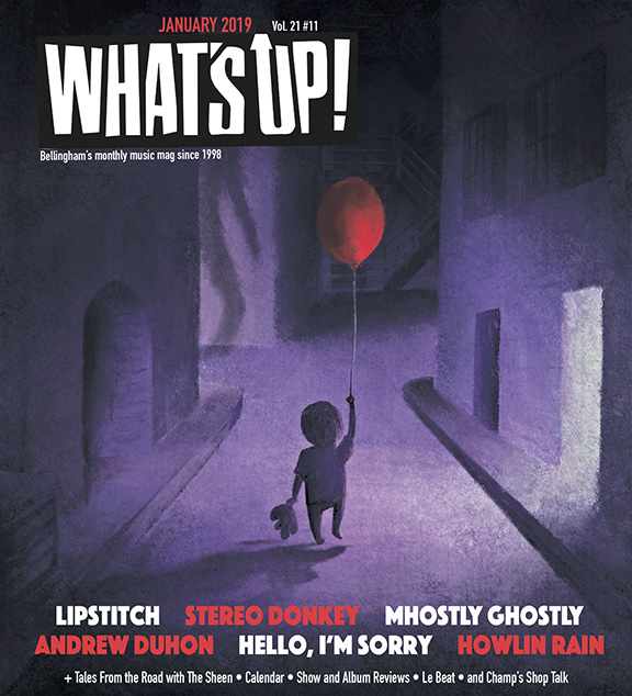 Whats Up January 2019 cover web