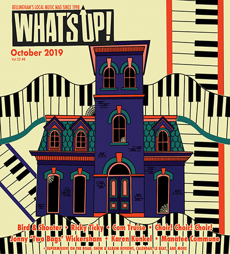 What's Up! Oct 2019 cover WEB