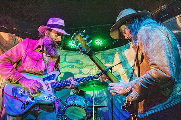 Howlin Rain at the Firefly. PHOTO BY CHRIS BUTCHER