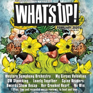 What's up! feb 2020 cover web